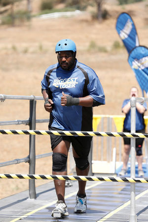 THE BIGGEST LOSER -- Season: 16 -- Pictured: Damien Woody -- (Photo by: Trae Patton/NBC)