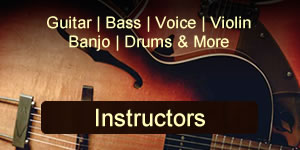 Music Instrument Instructors Fredericksburg, VA